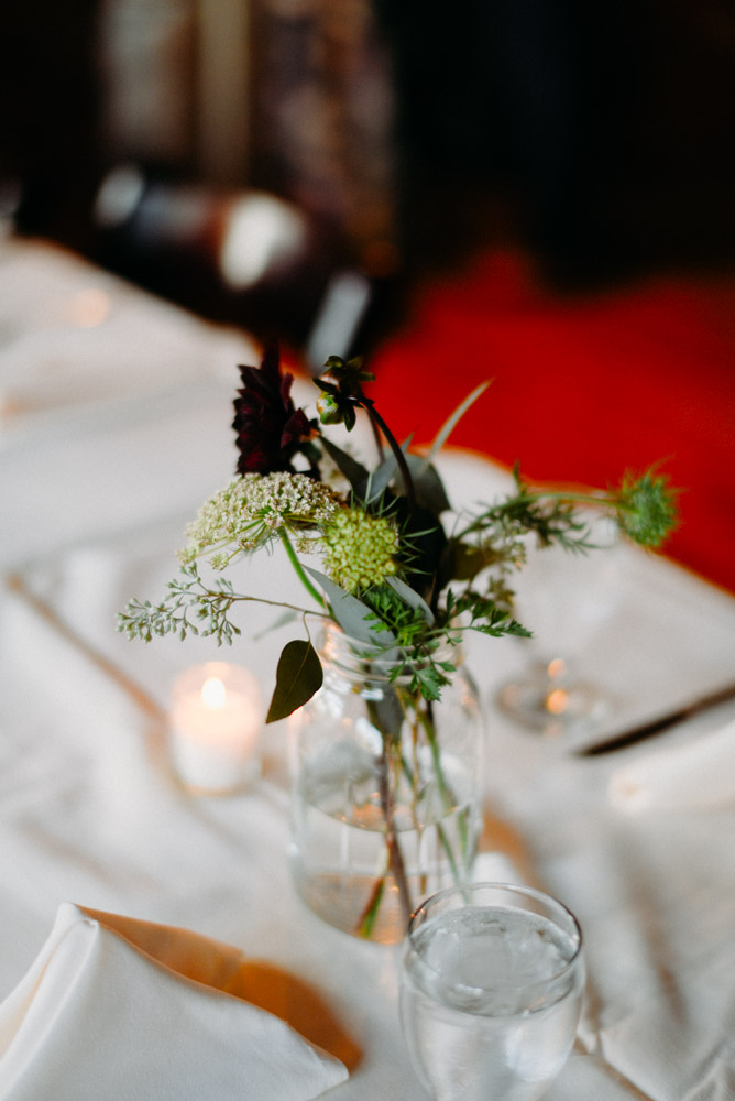 small floral table centerpieces