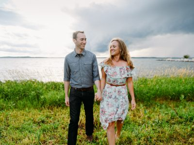 Tenney Park Madison Engagement