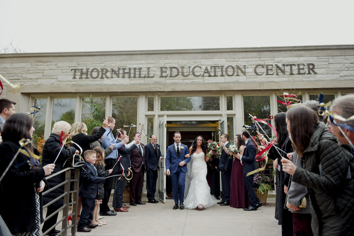 exiting thornhill education center