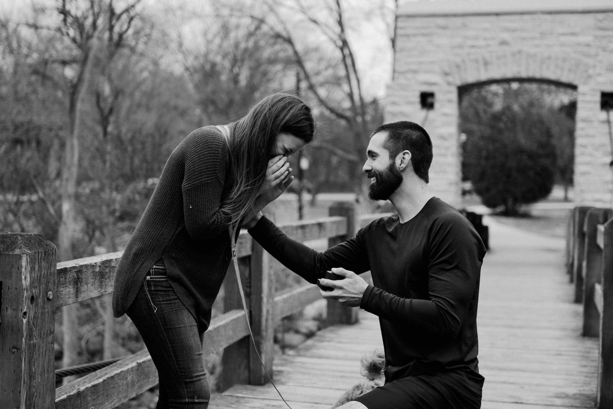 surprise proposal in milwaukee